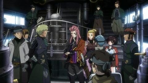 甲鉄城のカバネリ 9話 感想  42