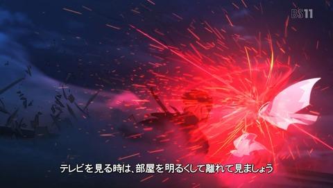 活撃 刀剣乱舞 2話 感想 95
