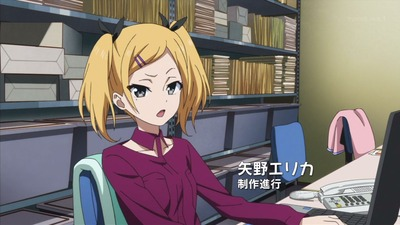 SHIROBAKO 4話 説明 (20)