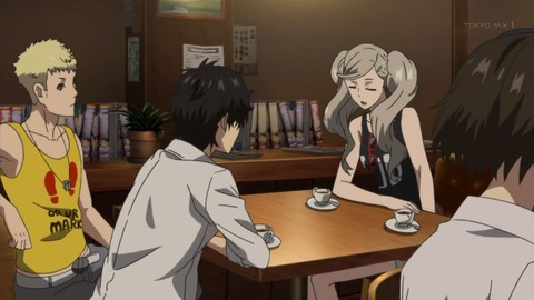 PERSONA5 the_Animation 13話 感想 2310