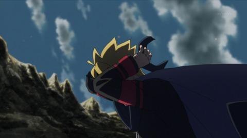 BORUTO ボルト 1話 感想 ナルト 14