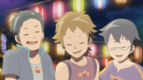 【クリオネの灯り】第7話 感想 同級生に見つかって波乱の夏祭り…?