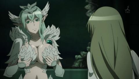 【魔法少女特殊戦あすか】第9話 感想 精霊界の将軍は愛情過剰ママ