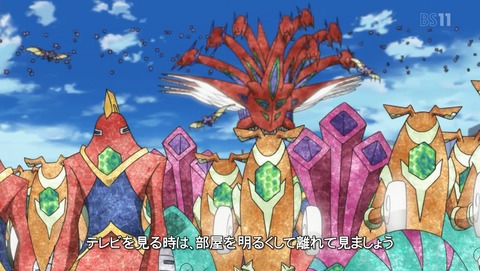 戦姫絶唱シンフォギア 4期 6話 感想 24