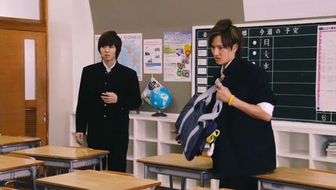 Dimensionハイスクール 2話 感想 0063