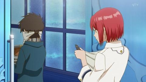 赤髪の白雪姫 8話 感想 702