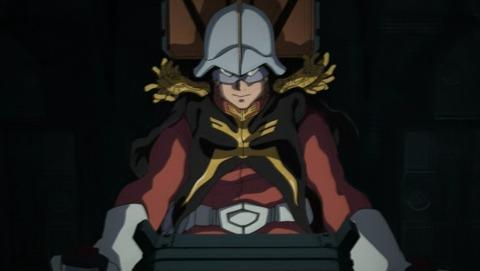 機動戦士ガンダム THE_ORIGIN 10話 感想