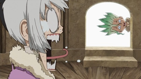 Dr.STONE 23話 感想 0222