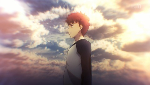 Fate stay night  UBW 8話 感想 8