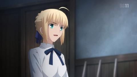 Fate stay night  UBW 8話 感想 572