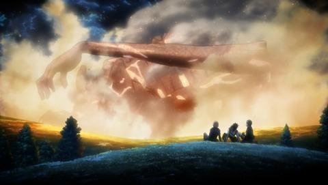 進撃の巨人 3期 9話 46話 感想 29