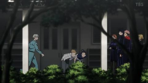 呪術廻戦 22話 感想 009
