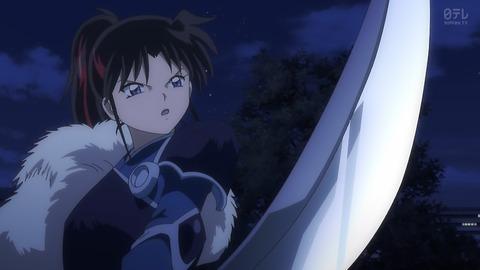 半妖の夜叉姫 3話 感想
