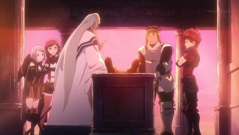 灰と幻想のグリムガル 4話 感想 3243