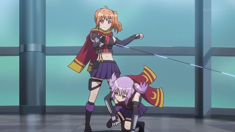 RELEASE THE SPYCE 11話 感想 040