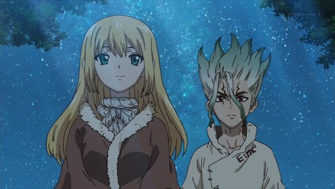Dr.STONE 17話 感想 0172