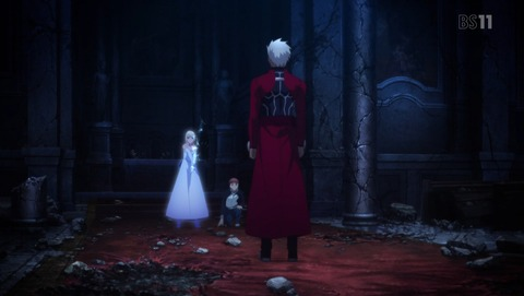 Fate stay night UBW 18話 感想 54