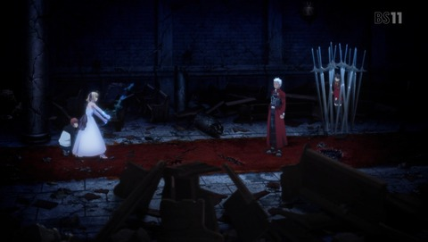 Fate stay night UBW 18話 感想 130