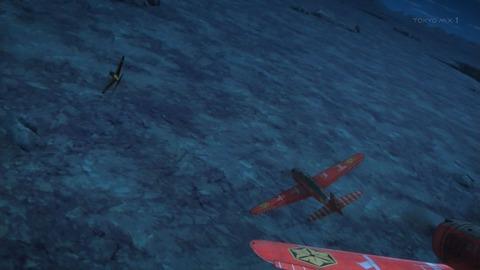 荒野のコトブキ飛行隊 4話 感想 612