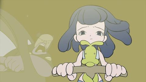 WOWOW アニメ カイバ