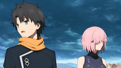 Fate/GrandOrder 1話 感想 025