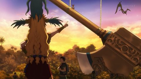 Fate/GrandOrder 11話 感想 046
