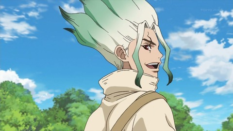 Dr.STONE 3話 感想 0230