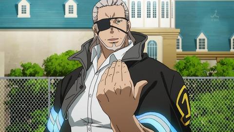【炎炎ノ消防隊】第7話 感想 ヒーローへの熱き思いに力は遠く及ばず
