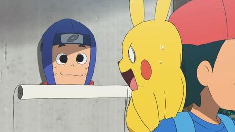 【ポケットモンスター サン&ムーン】第117話 感想 うずまきナルト…あなあきチクワ…