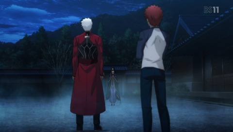 Fate stay night UBW 7話 感想 87