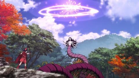 半妖の夜叉姫 2話 感想 037
