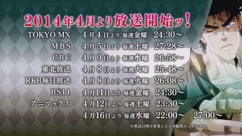 ジョジョ  3部  PV第5弾 空条承太郎 JOJOraDIO 7