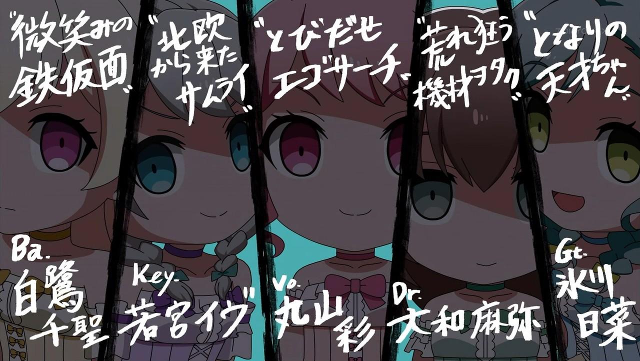 BanG Dream! 2nd Season(バンドリ!) Part.35 YouTube動画>5本 ->画像>60枚