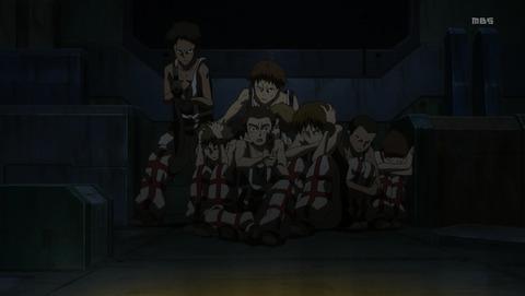 機動戦士ガンダム 鉄血のオルフェンズ 13話 感想 079