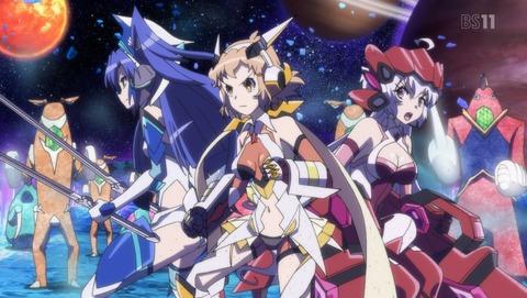 【戦姫絶唱シンフォギアAXZ】第3話 感想 敵が3倍強くなりそうな空間!【4期】