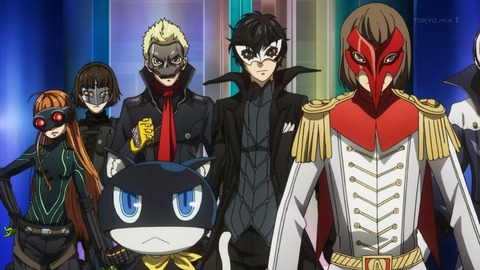 PERSONA5 the Animation 24話 感想 113