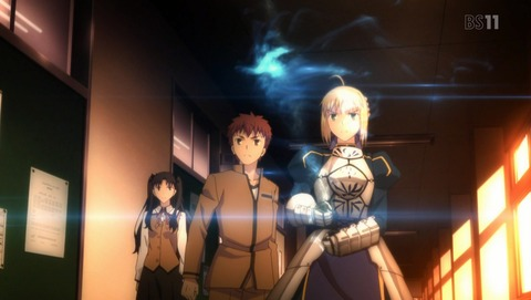 Fate stay night UBW 9話 感想 89