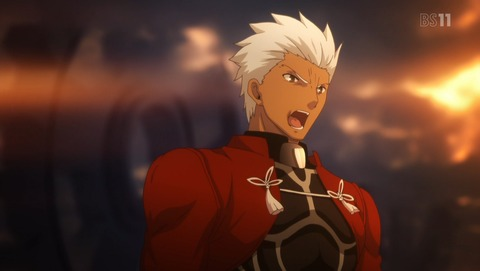Fate stay night  UBW 21話 感想 251