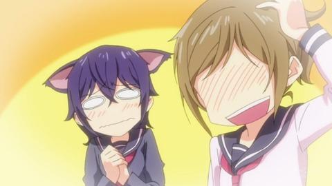 百合 犬神さんと猫山 PV 7