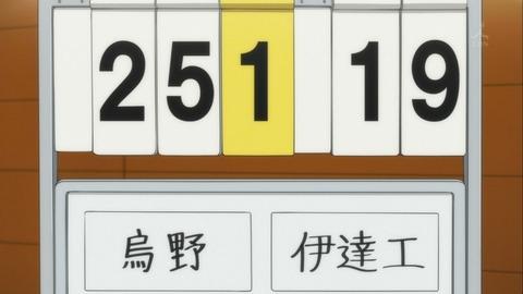 ハイキュー 18話 感想 241
