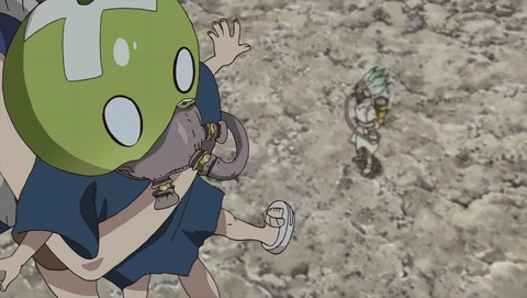 Dr.STONE 19話 感想 0170