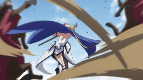 ユリシーズ ジャンヌ・ダルクと錬金の騎士 9話 感想 0121