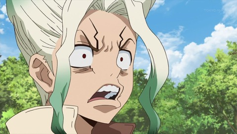 Dr.STONE 3話 感想 0119