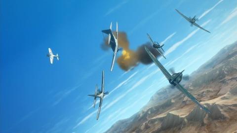 荒野のコトブキ飛行隊 5話 感想 186
