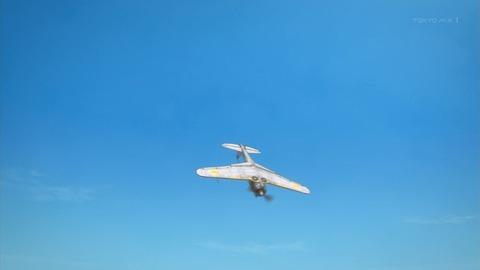荒野のコトブキ飛行隊 3話 感想 256