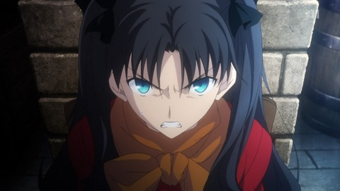 Fate stay night UBW 20話 感想 56
