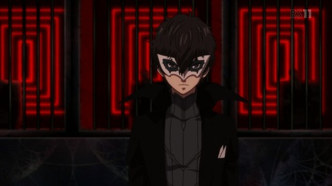 PERSONA5 the Animation 1話 感想 143