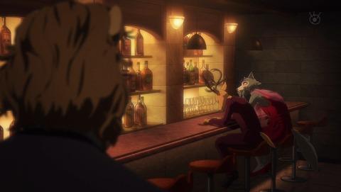 【BEASTARS 2期】第23話話 感想 なんかデカくて結構ブスな雌とは【ビースターズ】