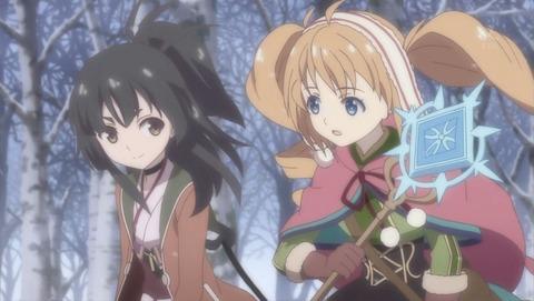 【グリムノーツ The Animation】第7話 感想 少女と雪の女王
