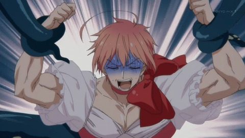 【魔法少女 俺】第2話 感想 マジカルとは物理であり筋肉である